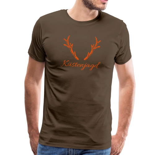 Küstenjagd - Männer Premium T-Shirt