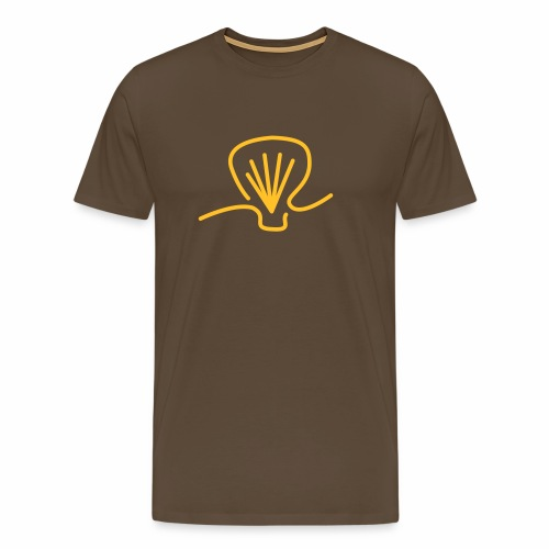 BonCamino - Männer Premium T-Shirt