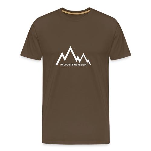 mountaineer - Men's Premium T-Shirt