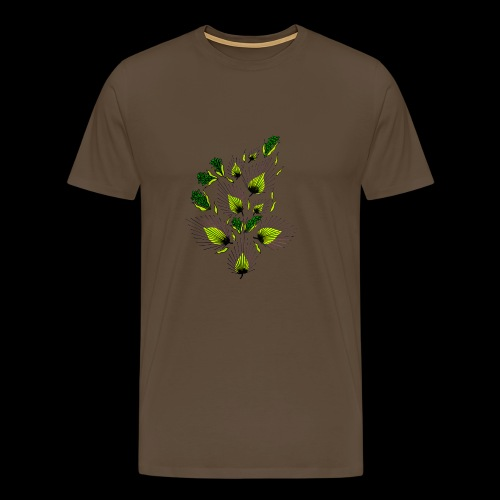 abstract art - Männer Premium T-Shirt