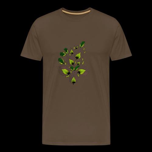 abstract art - Men's Premium T-Shirt