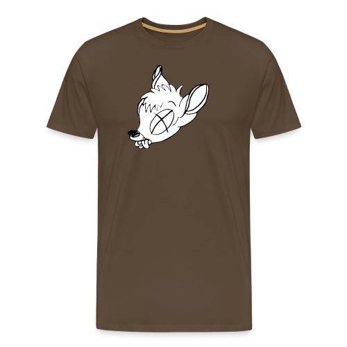 Untitled - Premium T-skjorte for menn