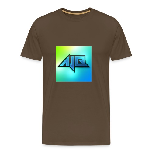 Ajb - Premium T-skjorte for menn