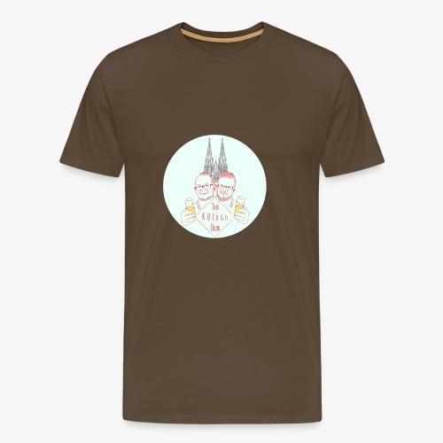 The Kölsch Guys Logo - Männer Premium T-Shirt