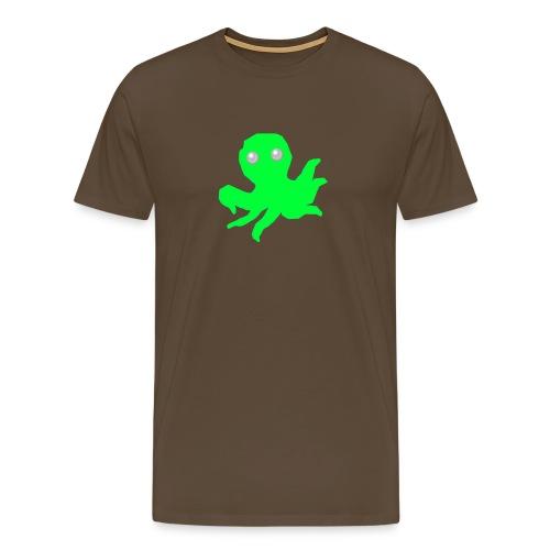 Capeios Logo - Premium-T-shirt herr