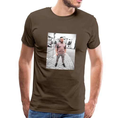 DenniBox Grau bild - Männer Premium T-Shirt