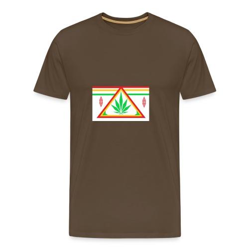ganja power - T-shirt Premium Homme