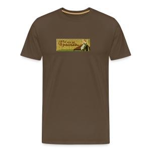 Gruppbild för Vi som syr medeltidskläder - Premium-T-shirt herr