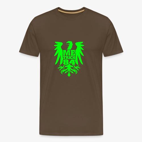 Metrick84 - Männer Premium T-Shirt