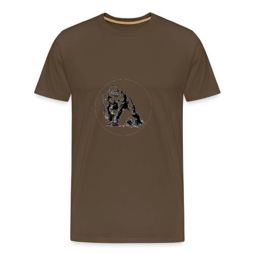 Was für ein Affe - Männer Premium T-Shirt