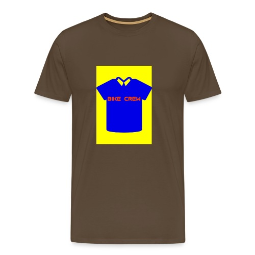 Bike Crew Merch (blau) - Männer Premium T-Shirt