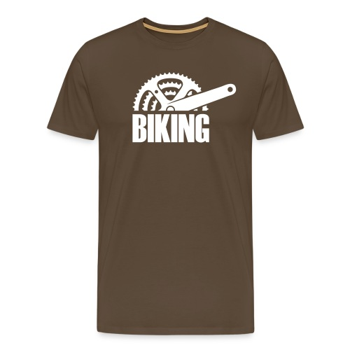 Biking - Männer Premium T-Shirt