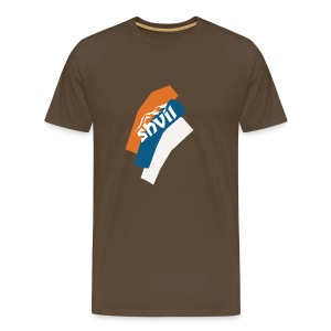 Shvil Israel Design - Männer Premium T-Shirt