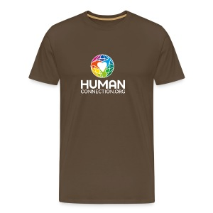 Human Connection - Männer Premium T-Shirt
