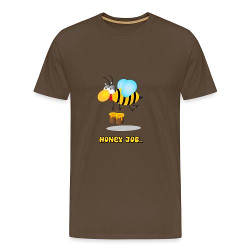 Trasporto miele, un dolce lavoro.. - Maglietta Premium da uomo