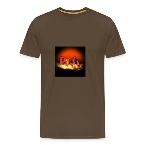 Spilla PanicGamers - Maglietta Premium da uomo