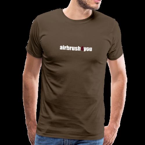 Airbrush - Männer Premium T-Shirt