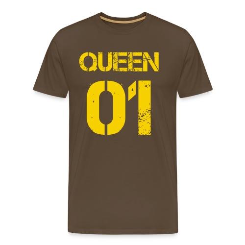 Queen - Koszulka męska Premium