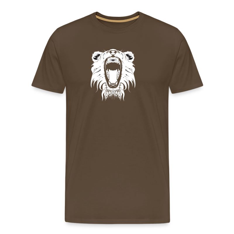 Lion Collection - Premium T-skjorte for menn