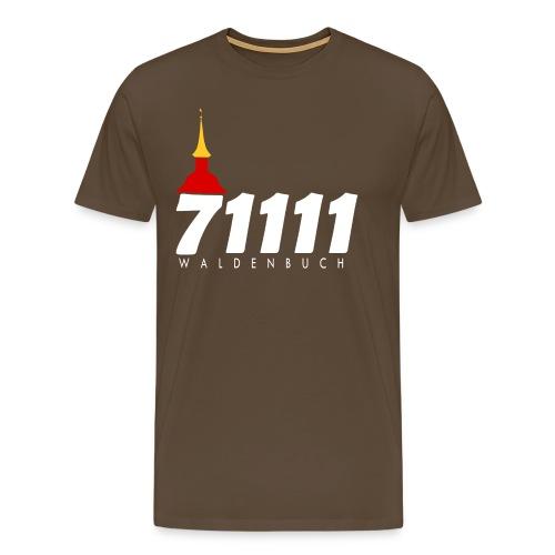 71111 - Flaggenfarben (Licht) - Männer Premium T-Shirt