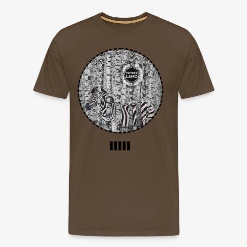 MOTHERLAND - Koszulka męska Premium