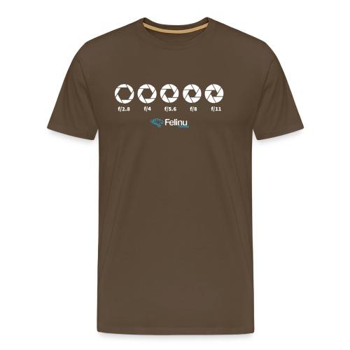 Apertura de Diafragma - Camiseta premium hombre