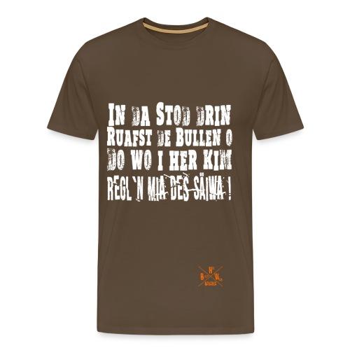 SaeiwaRegeln1 - Männer Premium T-Shirt
