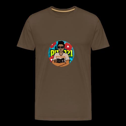 Cappello Ufficiale PitDj21 - Maglietta Premium da uomo