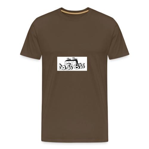 Dojo 816 - Maglietta Premium da uomo