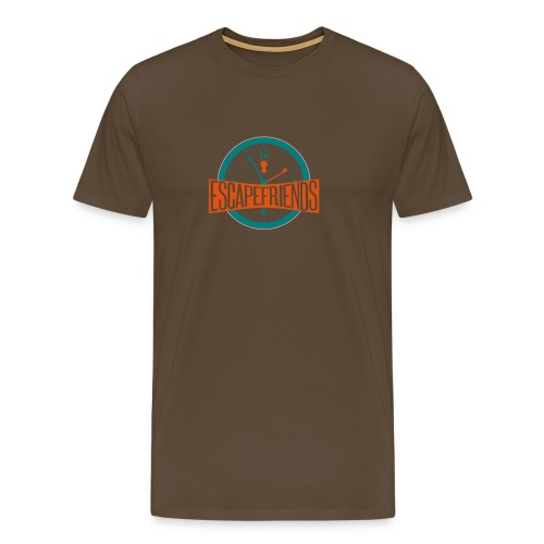 Escapefriends - Männer Premium T-Shirt