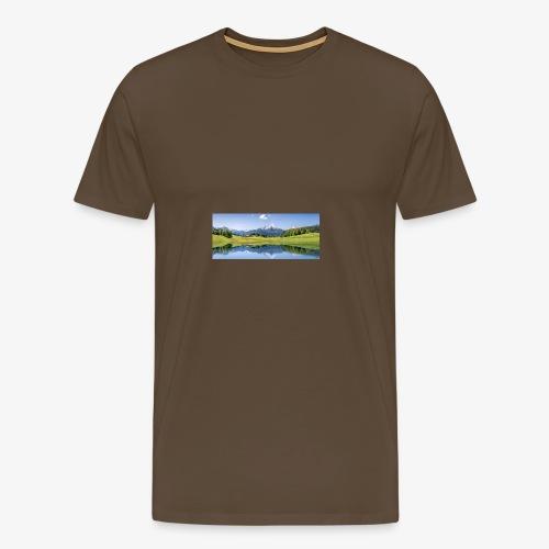A9F057CE 0239 4C12 A5E4 D5544A3B7027 - Männer Premium T-Shirt
