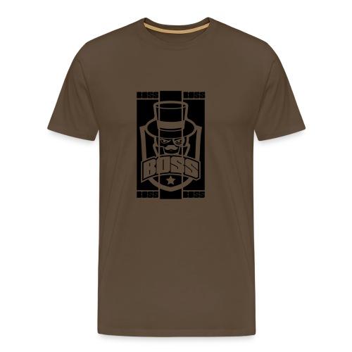 BOSS_BRAND - T-shirt Premium Homme