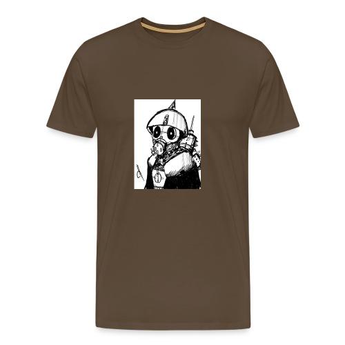gas man - Camiseta premium hombre