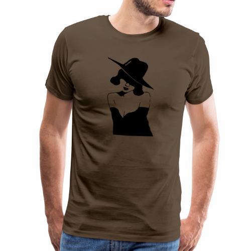 Mrs. Standart - Männer Premium T-Shirt