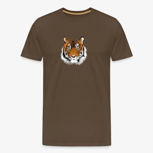 Tiger - Premium-T-shirt herr