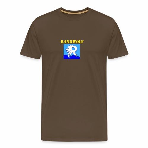 rankwolf2 - Mannen Premium T-shirt