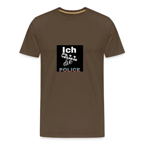 Policefriends - Männer Premium T-Shirt