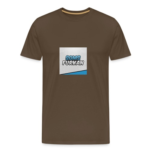 SomsFurkan merchendise - Mannen Premium T-shirt