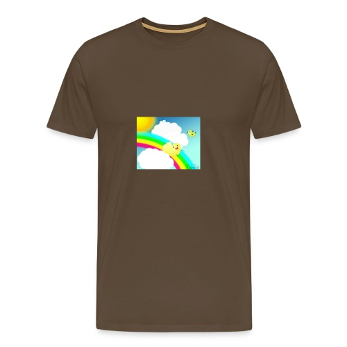 Kawaii Numse - Herre premium T-shirt