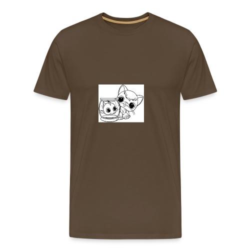 28 littlest petshop - Männer Premium T-Shirt