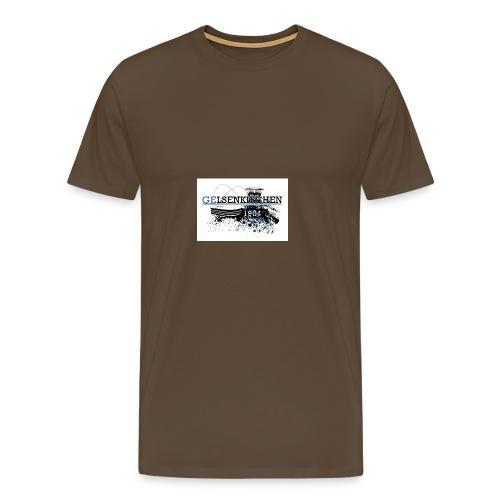 gelsenkirchen - Männer Premium T-Shirt