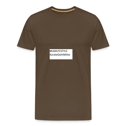Diesmal sehr günstig - Männer Premium T-Shirt