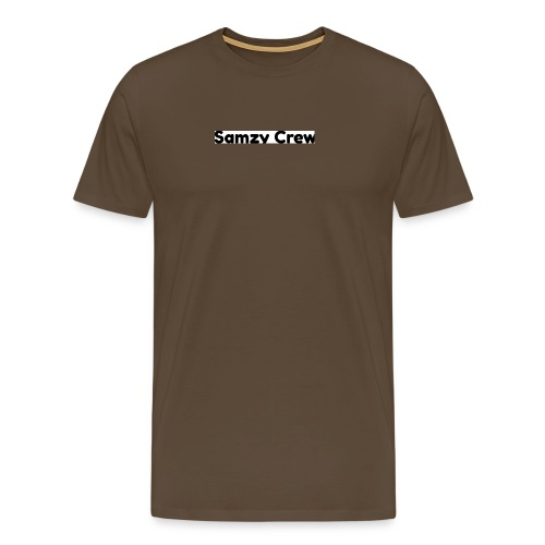 Samzy Crew Merchandise - Men's Premium T-Shirt