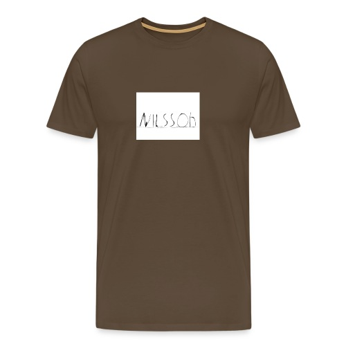 J.nilsson - Premium-T-shirt herr