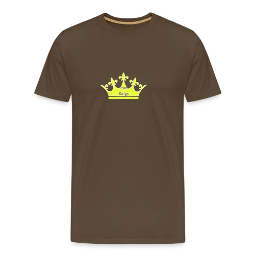 Team King Crown - Men's Premium T-Shirt