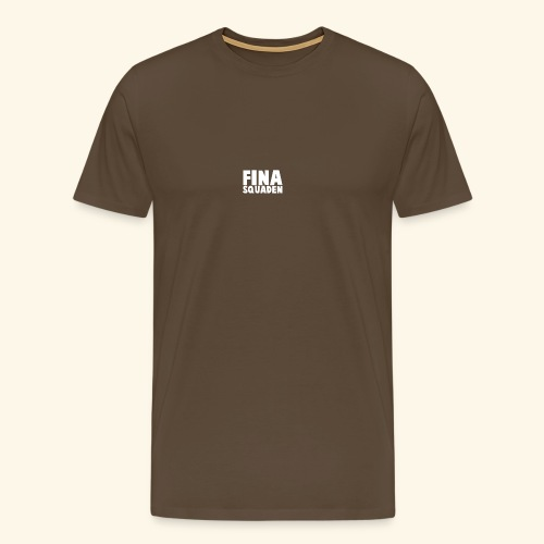 Fina Squaden - Premium T-skjorte for menn