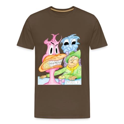 Iedereen heeft zijn eigen waarheid deel 2 - Mannen Premium T-shirt