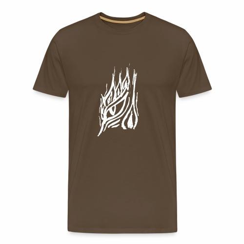 Drachenwächter - weiß - Männer Premium T-Shirt