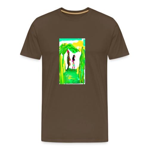 Dschungel - Männer Premium T-Shirt