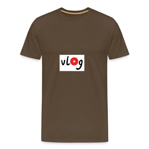 Vlog merch - Men's Premium T-Shirt